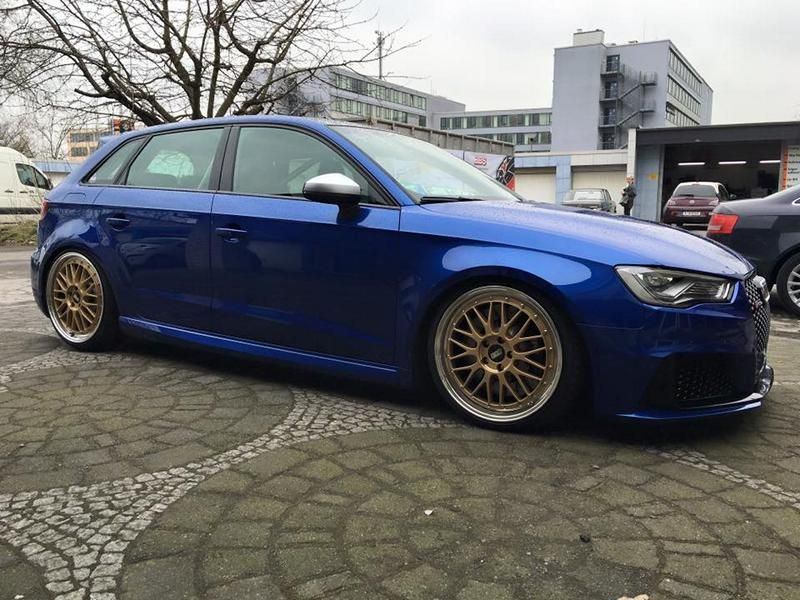 Audi RS3 8V BBS Le Mans Airride Tuning by ML Concept2
