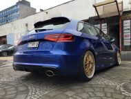 Audi RS3 8V BBS Le Mans Airride Tuning by ML Concept5 190x143 Top   Audi RS3 8V auf BBS Le Mans und Airride by ML Concept
