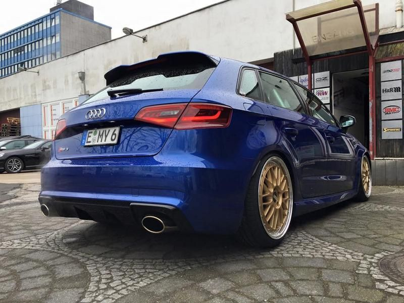 Audi RS3 8V BBS Le Mans Airride Tuning by ML Concept5