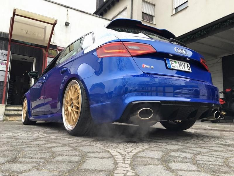 Audi RS3 8V BBS Le Mans Airride Tuning by ML Concept6