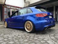 Audi RS3 8V BBS Le Mans Airride Tuning by ML Concept7 190x143 Top   Audi RS3 8V auf BBS Le Mans und Airride by ML Concept