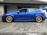 Audi RS3 8V BBS Le Mans Airride Tuning by ML Concept9 190x143 Top   Audi RS3 8V auf BBS Le Mans und Airride by ML Concept