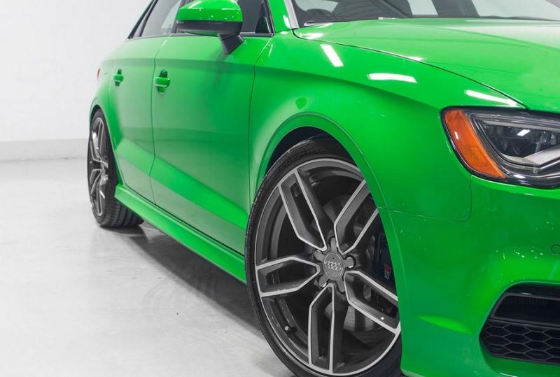 Audi S3 Limo S5 Coupe Pfaff Tuning H&R AWE 2