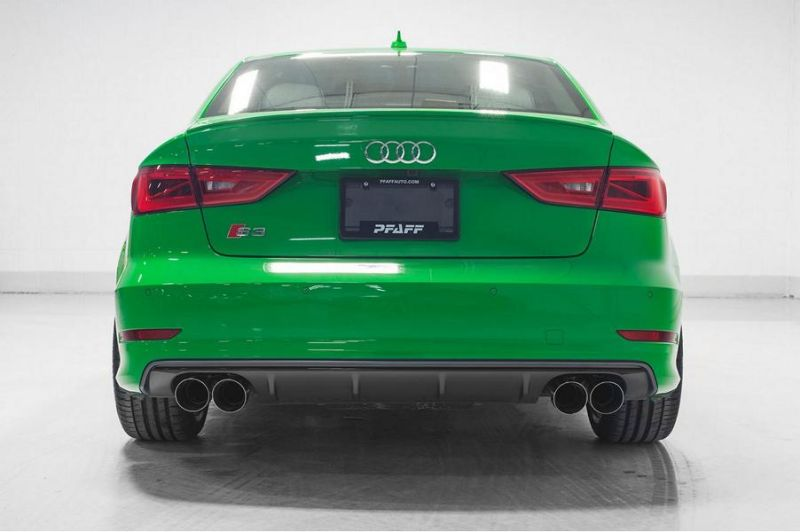 Audi S3 Limo S5 Coupe Pfaff Tuning H&R AWE 6