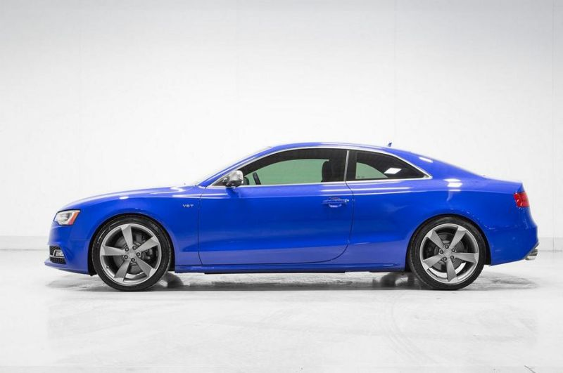 Audi S3 Limo S5 Coupe Pfaff Tuning H&R AWE 8