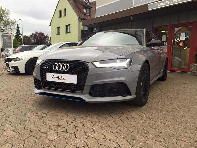 Aulitzky Audi RS6 C7 Performance Chiptuning 720PS 1