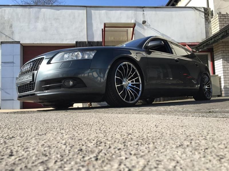 Avant Audi A6 4F 20 Zoll Tomason TN9 by ML Concept Tuning 5