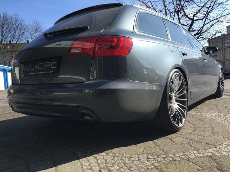 Avant Audi A6 4F 20 Zoll Tomason TN9 by ML Concept Tuning 7