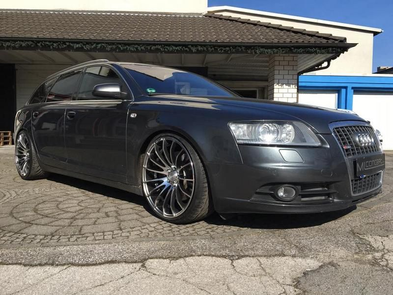 Avant Audi A6 4F 20 Zoll Tomason TN9 by ML Concept Tuning 9