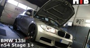 BMW 135i n54 Chiptuning 373PS 516NM by MTB Fahrzeugtechnik 1 e1458207624220 310x165 BMW 135i n54 mit 373PS & 516NM by MTB Fahrzeugtechnik