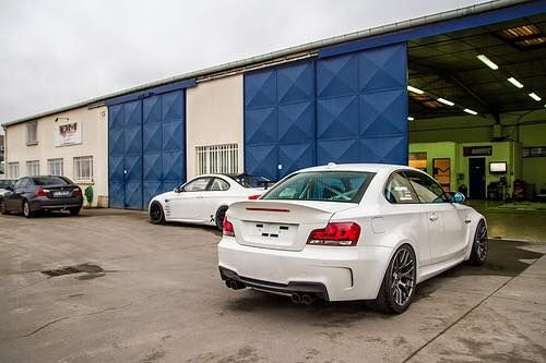 BMW 1M F82 407PS 624NM Chiptuning DM PERFORMANCE 3 BMW 1M F82 mit 407PS & 624NM by DM PERFORMANCE