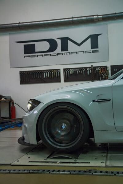 BMW 1M F82 407PS 624NM Chiptuning DM PERFORMANCE 4 BMW 1M F82 mit 407PS & 624NM by DM PERFORMANCE