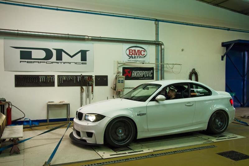 BMW 1M F82 407PS 624NM Chiptuning DM PERFORMANCE 5 BMW 1M F82 mit 407PS & 624NM by DM PERFORMANCE