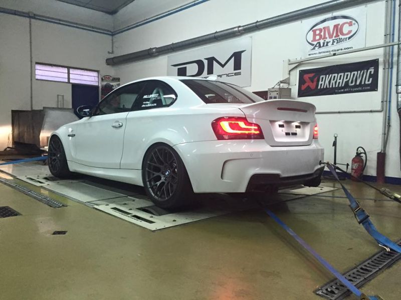 BMW 1M F82 407PS 624NM Chiptuning DM PERFORMANCE 7 BMW 1M F82 mit 407PS & 624NM by DM PERFORMANCE