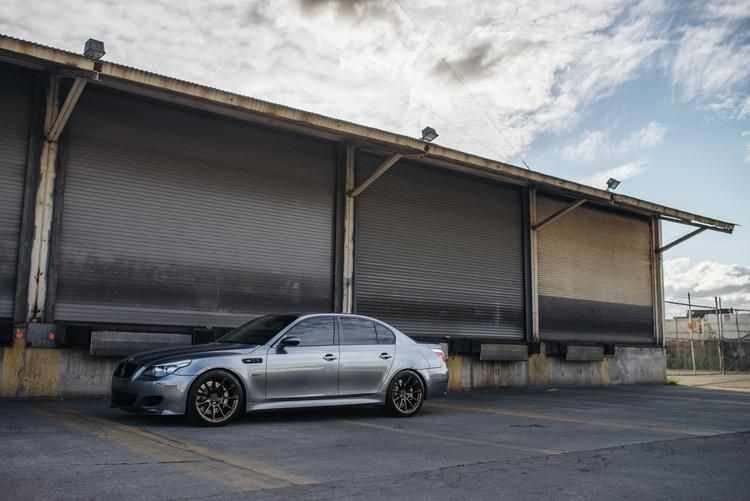 BMW E60 M5 V10 Performance Technic Inc. Tuning Dinan Evolve HRE 1 Dezentes Tuning   BMW E60 M5 V10 by Performance Technic Inc.