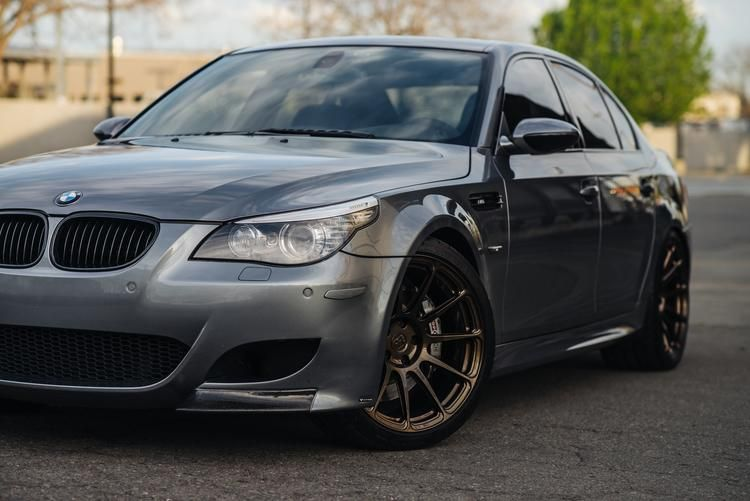 BMW E60 M5 V10 Performance Technic Inc. Tuning Dinan Evolve HRE 11