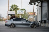 BMW E60 M5 V10 Performance Technic Inc. Tuning Dinan Evolve HRE 6 190x127 Dezentes Tuning   BMW E60 M5 V10 by Performance Technic Inc.