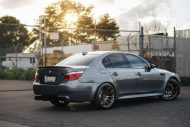 BMW E60 M5 V10 Performance Technic Inc. Tuning Dinan Evolve HRE 8 190x127 Dezentes Tuning   BMW E60 M5 V10 by Performance Technic Inc.