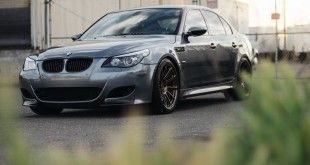 BMW E60 M5 V10 Performance Technic Inc. Tuning Dinan Evolve HRE 9 1 310x165 Jetzt auf BBS RT88 Felgen   Performance Technic BMW M2 F87