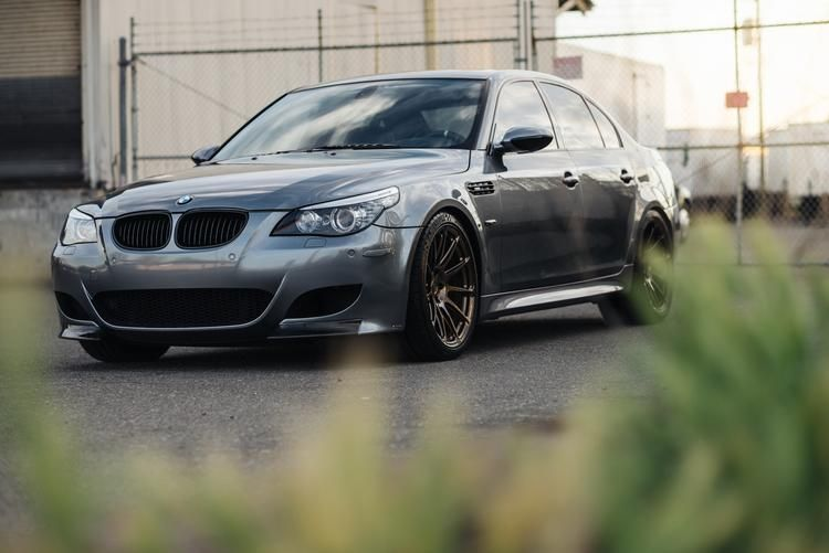 BMW E60 M5 V10 Performance Technic Inc. Tuning Dinan Evolve HRE 9