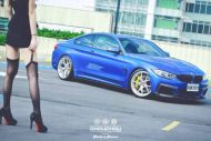 BMW F32 435i Coupe Tuning 3 190x127 Fotostory: BMW F32 435i Coupe mit vollem Programm