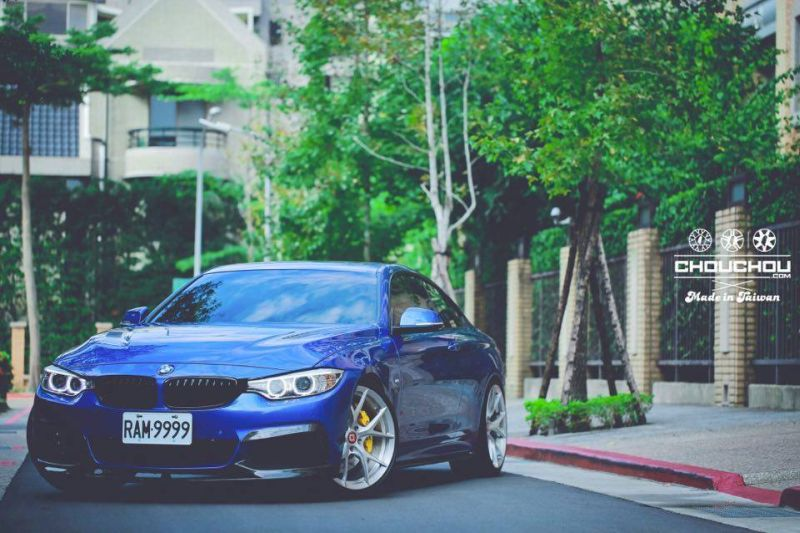 BMW F32 435i Coupe Tuning 5