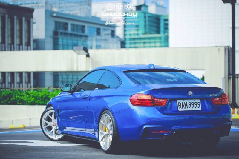 BMW F32 435i Coupe Tuning 6