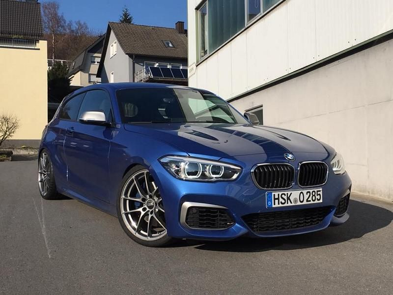 BMW M135i KW OZ Alu SK Automobildesign 2 Dezent   BMW M135i mit KW & OZ Alu's by SK Automobildesign