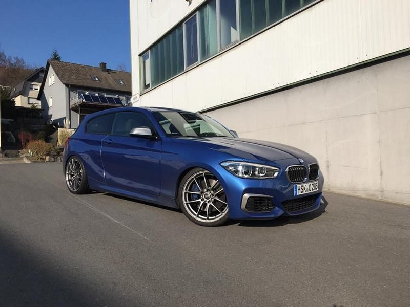 BMW M135i KW & OZ Alu SK-Automobildesign 3