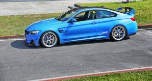 BMW M4 F82 Coupe EPD Tuning BBS Awron KW 2 310x165 Ready to Race   BMW M4 F82 Coupe auf dem Track