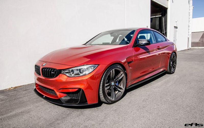 BMW M4 F82 M Performance Parts by EAS Tuning Carbon 2 BMW M4 F82 mit BMW M Performance Parts by EAS Tuning
