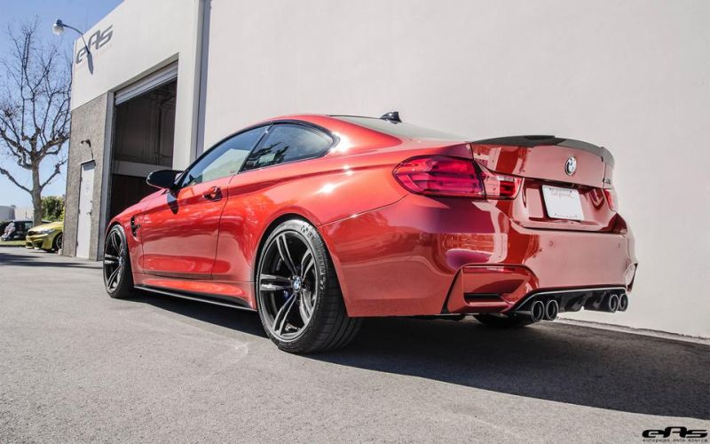 BMW M4 F82 M Performance Parts by EAS Tuning Carbon 8