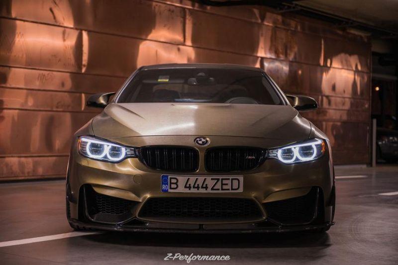 BMW M4 F82 auf 21 Zoll Z Performance Alu%E2%80%99s Tuning 4 TOP   BMW M4 F82 auf 21 Zoll Z Performance Alu's