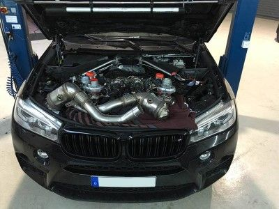 570ps 800nm In The Bmw X6 F16 50i From Noelle Motors Tuningblog