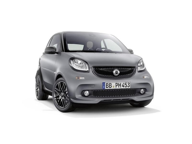 Brabus Limited Smart ForTwo Cabrio & ForFour Tuning 3