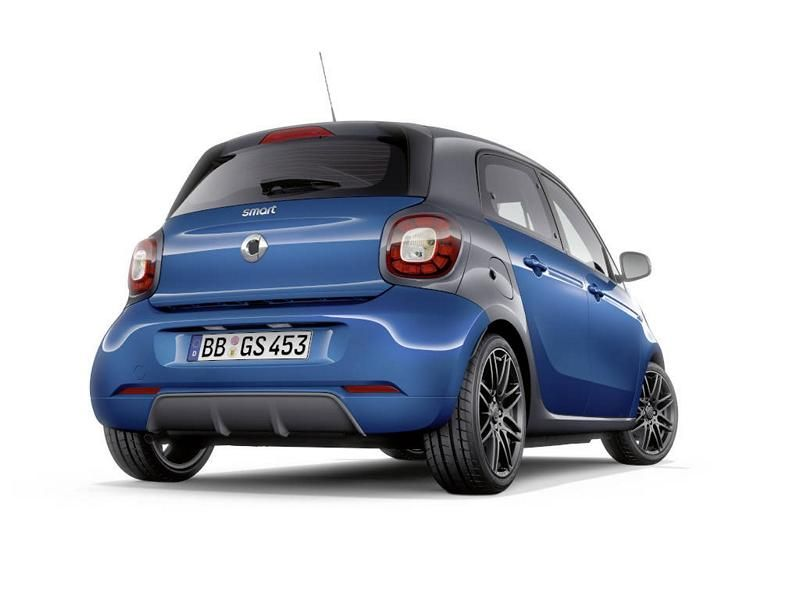 Brabus Limited Smart ForTwo Cabrio & ForFour Tuning 5