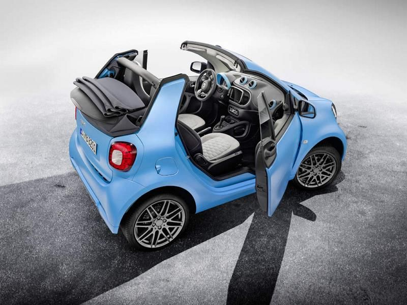 Brabus Limited Smart ForTwo Cabrio & ForFour Tuning 9