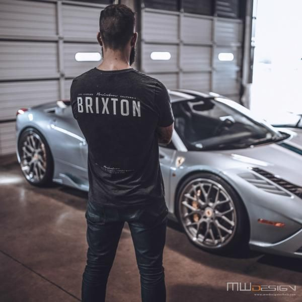 Brixton Forged 1 of 1 Tailored Alufelgen Tuning Ferrari 458 Speciale 9 Einmalig   Brixton Forged 1 of 1 Tailored Alu's am 458 Speciale