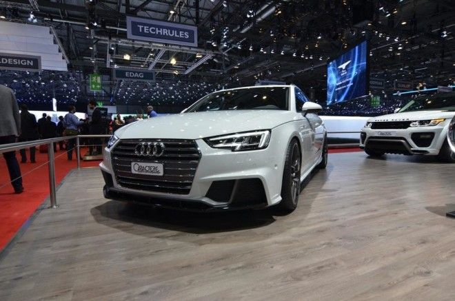 Caractere Exclusive Tuning Audi A4 B9 Avant by GTSpirit 1