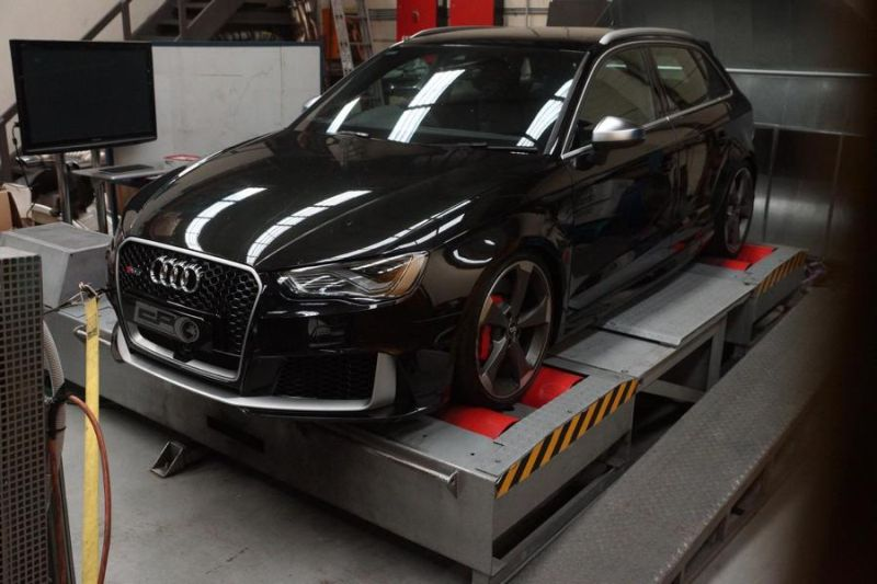 City Performance Centre - (CPC) Audi RS3 Tuning 5