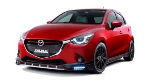DAMD Tuning Bodykit Mazda 2 2016 1 1 e1457594927664 310x165 DAMD Tuning Bodykit for the Mazda CX 8 completed