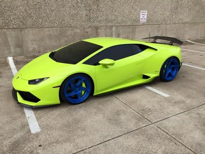 Dallas Performance Bi-Turbo Lamborghini Huracan Tuning 2