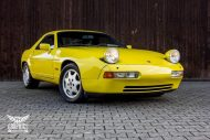 Dark Yellow Gloss Porsche 928 GT by SchwabenFolia Tuning 1 190x127 Dark Yellow Gloss Porsche 928 GT by SchwabenFolia