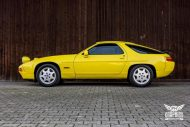 Dark Yellow Gloss Porsche 928 GT by SchwabenFolia Tuning 2 190x127 Dark Yellow Gloss Porsche 928 GT by SchwabenFolia