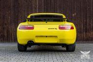 Dark Yellow Gloss Porsche 928 GT by SchwabenFolia Tuning 3 190x127 Dark Yellow Gloss Porsche 928 GT by SchwabenFolia