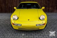 Dark Yellow Gloss Porsche 928 GT by SchwabenFolia Tuning 4 190x127 Dark Yellow Gloss Porsche 928 GT by SchwabenFolia