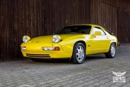 Dark Yellow Gloss Porsche 928 GT by SchwabenFolia Tuning 5 1 190x127 Dark Yellow Gloss Porsche 928 GT by SchwabenFolia