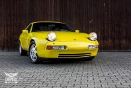 Dark Yellow Gloss Porsche 928 GT by SchwabenFolia Tuning 6 190x127 Dark Yellow Gloss Porsche 928 GT by SchwabenFolia