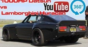 Dragerace 1.000PS Datsun Z vs. Lamborghini Huracan e1457154756860 310x165 Video: Dragerace   1.000PS Datsun Z vs. Lamborghini Huracan