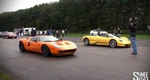 Dragerace Pagani Zonda S Roadster gegen Ford GT 720 Mirage e1458281075910 310x165 Video: Dragerace   Pagani Zonda S Roadster gegen Ford GT 720 Mirage
